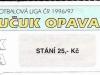 1996 - 1997 Opava - Ostrava