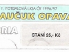 1996 - 1997 Opava - Plzeň