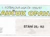 1996 - 1997 Opava - Teplice