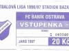 1996 - 1997 Ostrava - Opava