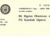1997 - 1998 Olomouc - Opava
