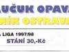 1997 - 1998 Opava - Ostrava
