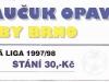 1997 - 1998 Opava - Brno