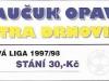 1997 - 1998 Opava - Drnovice