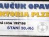 1997 - 1998 Opava - Plzeň