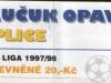 1997 - 1998 Opava - Teplice
