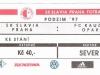 1997 - 1998 Slavia - Opava