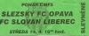 1998 - 1999 Opava - Liberec_pohar