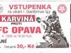1998 - 1999 Karviná - Opava