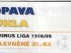1998 - 1999 Opava - Dukla