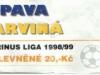 1998 - 1999 Opava - Karviná