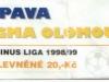 1998 - 1999 Opava - Olomouc