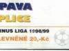 1998 - 1999 Opava - Teplice