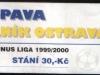 1999 - 2000 Opava - Ostrava