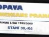 1999 - 2000 Opava - Bohemians