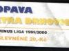 1999 - 2000 Opava - Drnovice