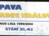 1999 - 2000 Opava - Hradec Králové
