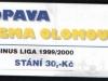 1999 - 2000 Opava - Olomouc