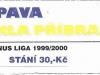 1999 - 2000 Opava - Příbram