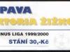1999 - 2000 Opava - Žižkov