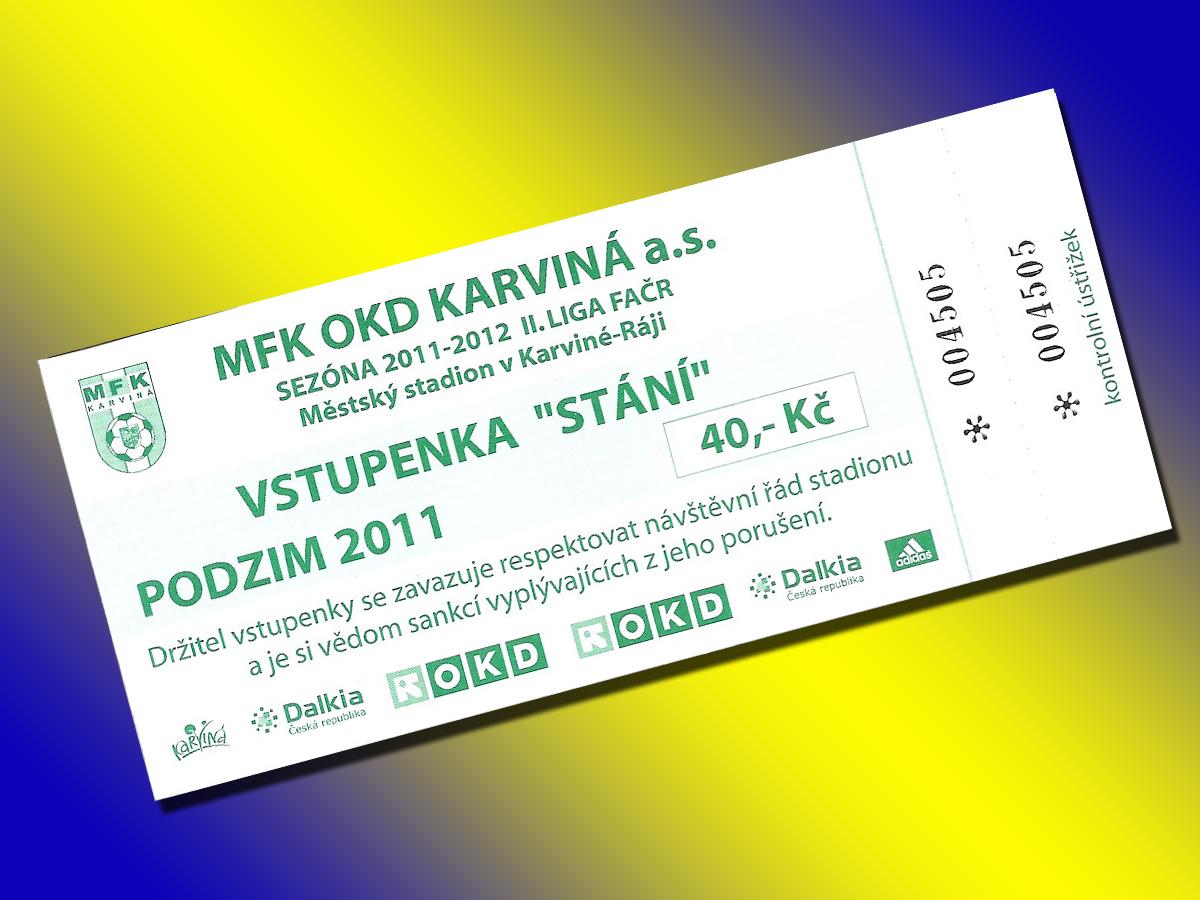 2011 - 2012 Karviná - Opava_pohar